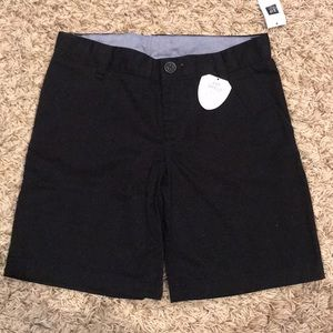 NWT Gap shorts with adjustable waist size 7 plus
